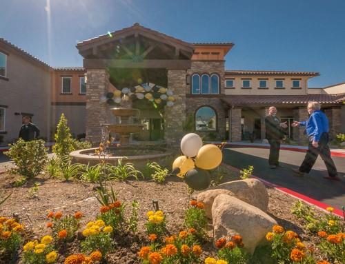 Grand Opening at Vineyard Ranch Senior Living