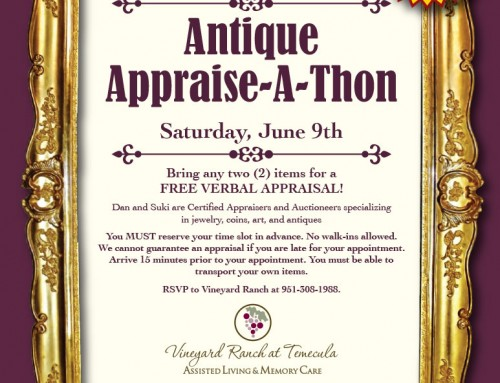 Antique Appraise-A-Thon