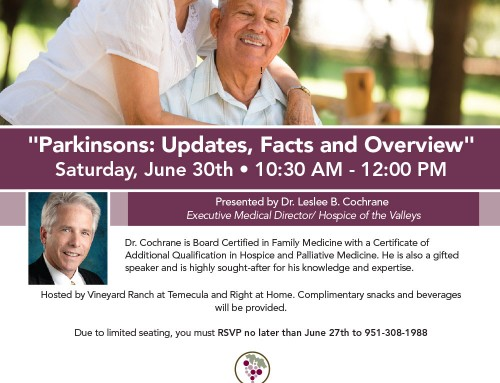 Parkinsons: Updates, Facts and Overview